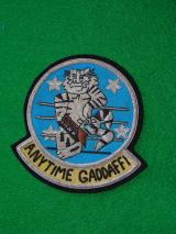 1990's U.S. Navy F14 TomCat Novelty Patch