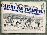 Carry on Yomping - Royal Marines Cartoon Book