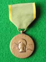 WWII U.S. Woman's Army Service Medal