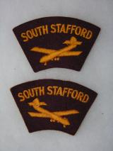 Pair of South Stafford Titles